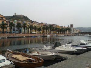 Bosa - Sardinien